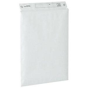 COURONNE 50 enveloppes commerciales, format international C4, 324 x 229 mm, fermeture autocollante, blanc