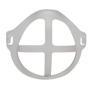 LA COURONNE Coque support pour masque - 3D - Blanc