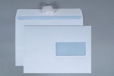 100 x carrée blanche Enveloppe 185 x 185 mm 10 25 50 100 cachet gommé Fabrication Carte