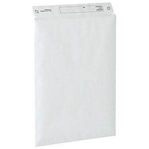 LA COURONNE Enveloppe format C4 324 x 229 mm 90 g/m² fermeture autocollante blanc