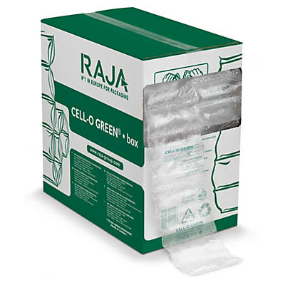 Coussins d'air en vrac (boîte distributrice)##Luchtkussens in bulkverpakking (dispenserdoos)