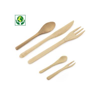 Couvert en bambou