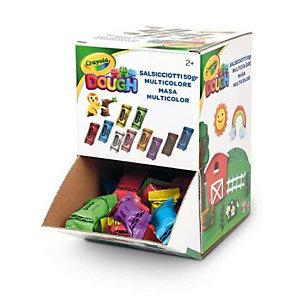 Crayola, Giochi educativi, Pasta model.50 gr col.ass., A1-2003