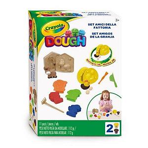 Crayola, Giochi educativi, Pasta model-set amici fattoria, A1-1965