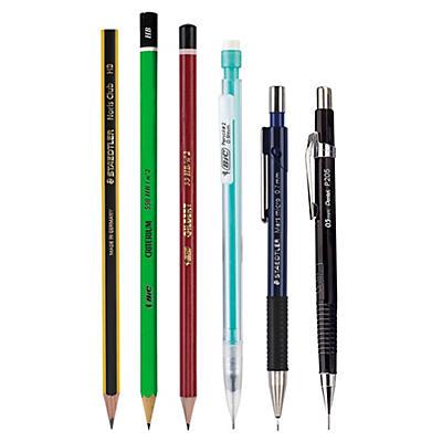 Crayons et porte-mines##Bleistifte und Druckbleistifte