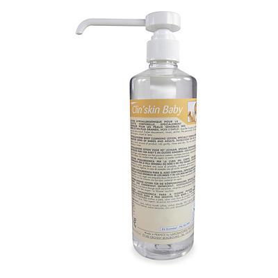 Crème lavante Clin'Skin