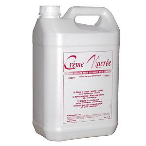 Crème lavante Nacrée, bidon de 5 L