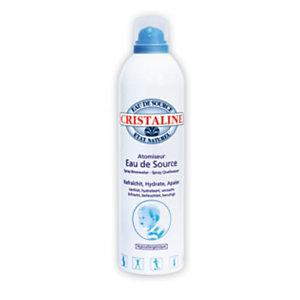 CRISTALINE Brumisateur d'eau de source - 150 ml