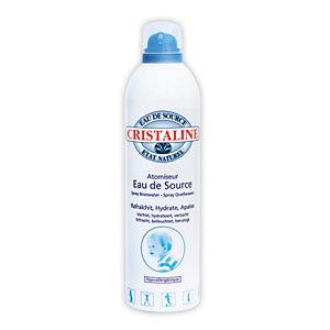 CRISTALINE Brumisateur d'eau de source - 400 ml