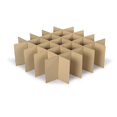 Croisillons pour carton de déménagement##Gefache