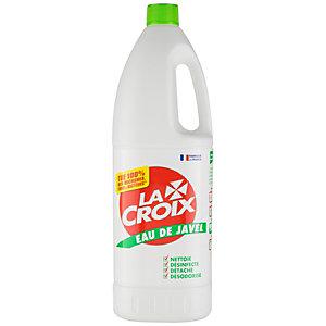 La Croix Eau de Javel Multi-usages parfum frais - Bouteille 1,5 L