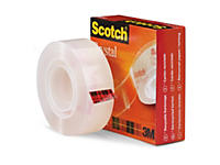 Crystal Office Klebeband Scotch™ 3M