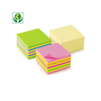 Cube Post-it##Post-it memo kubus