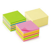 Cubi Post-it gialli o colorati