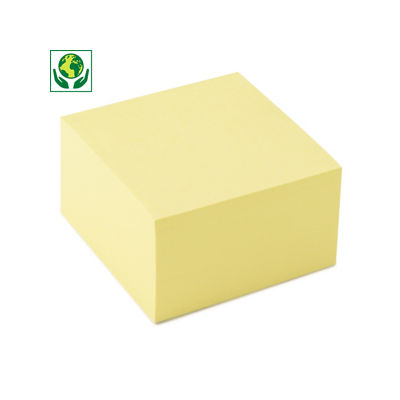 Cubo de notas reposicionables Post-it 3M