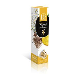 Cuida té Digest Infusión en cápsulas, 5 dosis, 15 g