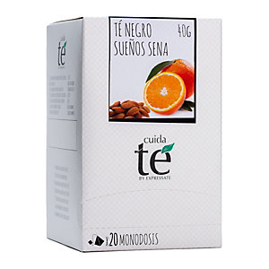 Cuida té Dreams of Sena Té negro, 20 bolsitas, 50 g