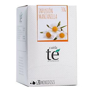 Cuida té Infusión Manzanilla, 20 bolsitas, 50 g