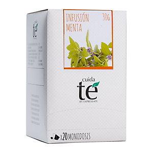 Cuida té Infusión Menta Poleo, 20 bolsitas, 50 g
