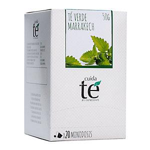 Cuida té Marrakesch Mint Té verde, 20 bolsitas, 50 g