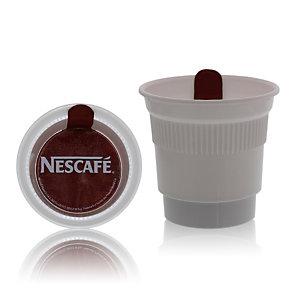 cupéo Gobelets pré-dosés Nescafé Alta Rica Noir sans sucres