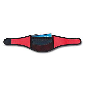 Cuscinetto caldo/freddo riutilizzabile con fascia per il collo Hot&Cold Collo