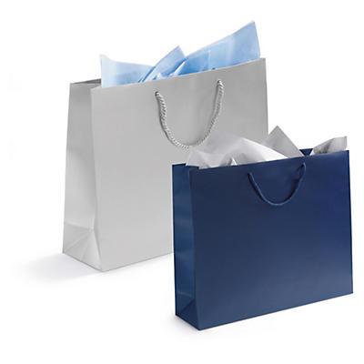 Darčekové tašky z matného papiera