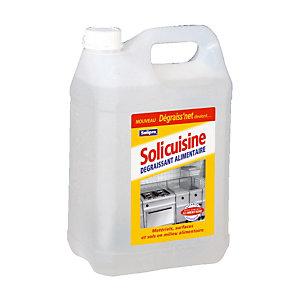 Dégraissant alimentaire HACCP Solicuisine de Solipro 5 L
