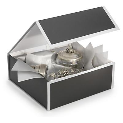 Dekoratívna krabica s magnetickým uzáverom