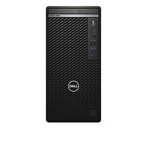"Dell OptiPlex 5080, 3,1 GHz, Intel® Core""! i5 de 10ma Generación, 8 GB, 256 GB, DVD±RW, Windows 10 Pro GJ96C"