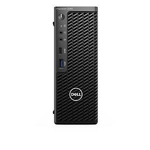 """Dell Precision 3240, 2,9 GHz, Intel® Core""""! i7 de 10ma Generación, i7-10700, 16 GB, 512 GB, Windows 10 Pro 733CR"""