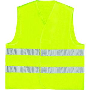 DELTA PLUS Gilet alta visibilità GILP2, Giallo, Taglia XXL
