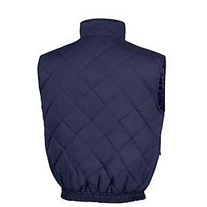 Delta Plus Gilet matelassé - Bleu - Taille XL