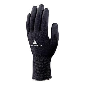 DELTA PLUS Guanti High-Tech in fibra DELTAnocut®, Spalmatura poliuretano su palmo e punta delle dita, Taglia 11