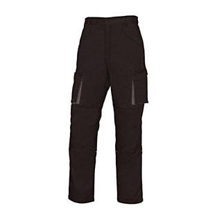 Delta Plus Pantalon de travail Mach 2 - Noir et gris - Taille L
