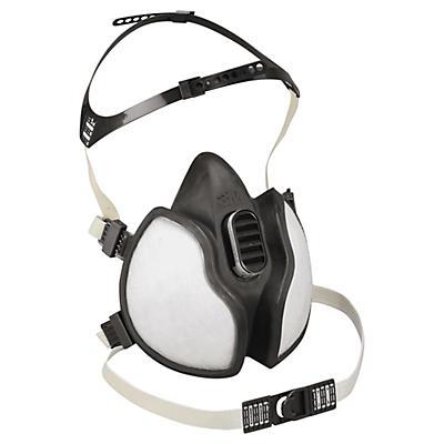 Demi-masque respiratoire jetable 4000 3M