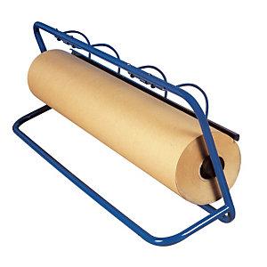 Dérouleur horizontal pour rouleaux de papier kraft Mottez