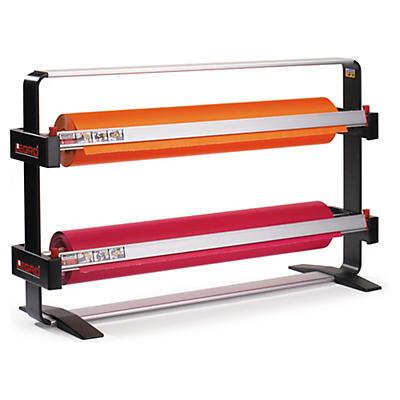 Dérouleur de table 2 bobines superposées##Stapelbare afroller voor papier