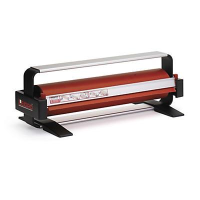 Desenrolador cortador para papel de embrulho