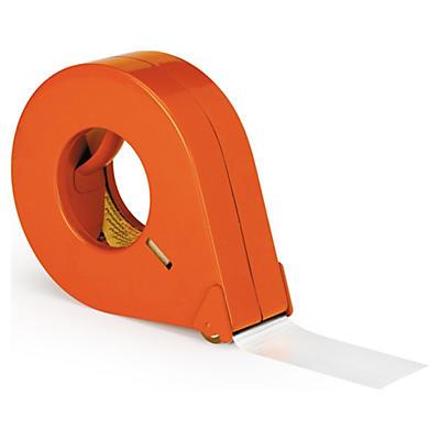 Desenrolador de fita adesiva com estrutura de aço