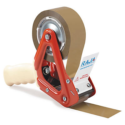 Desenrolador de fita adesiva para uso intensivo