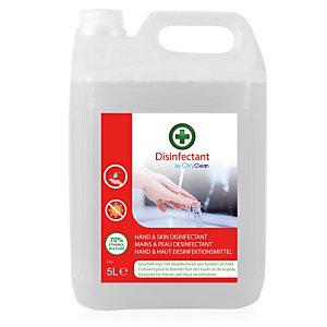 Désinfectant pour la peau et les mains Oxyclean, bidon de 5 L