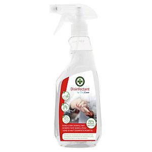 Désinfectant pour la peau et les mains Oxyclean, vaporisateur de 500 ml
