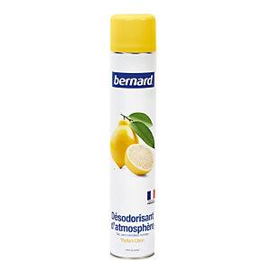 Désodorisant Bernard citron aérosol 750 ml