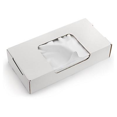 Déstockage : Chiffon blanc coton##Uitverkoop: Poetsdoek van wit katoen