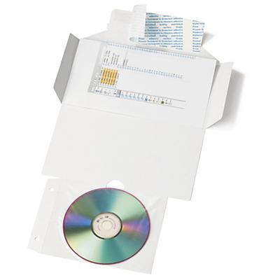 Déstockage: enveloppe et pochette carton pour CD##Uitverkoop: envelop voor cd, cd-Rom en dvd
