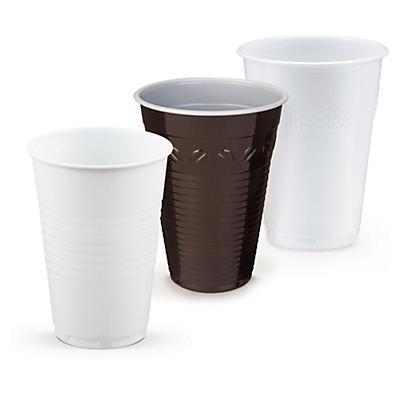 Déstockage : Gobelet plastique pour distributeur de boissons chaudes