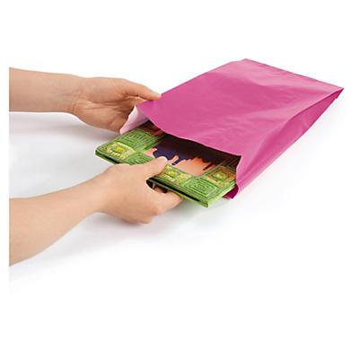 Déstockage: sachets kraft##Uitverkoop: geschenkzakjes van kraftpapier