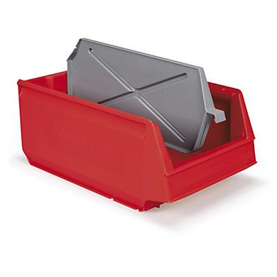 Déstockage : Séparateur longitudinal pour bac à bec##Uitverkoop: Lengteverdeler voor magazijnbak