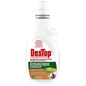Destop ecologische onderhoud van leidingen, fles van 1,5 L